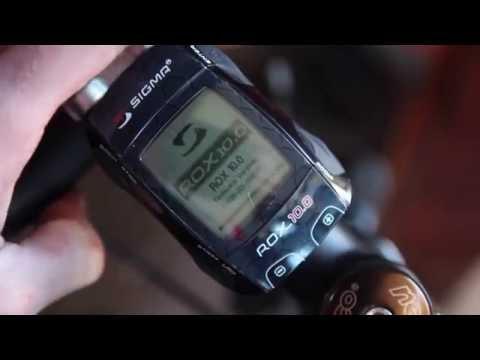Sigma ROX 10 GPS Test und Bedienung Deutsch