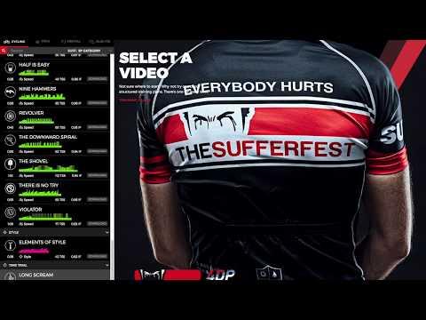 Sufferfest Rollentrainer App Überblick
