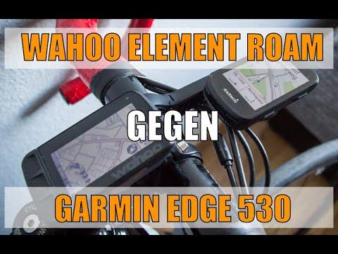 Wahoo Elemnt Roam oder Garmin Edge 530?