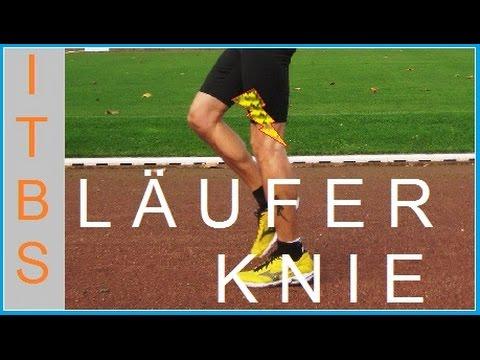 Die besten Übungen gegen das Läuferknie