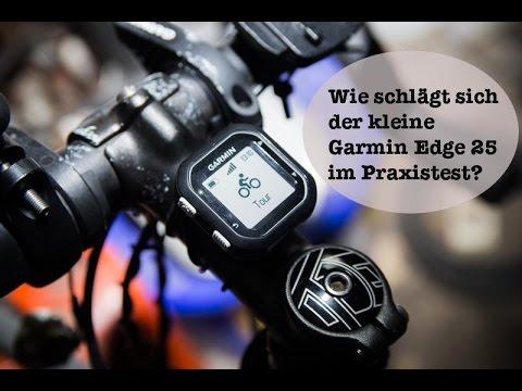 Garmin Edge 25 Deutsch Test